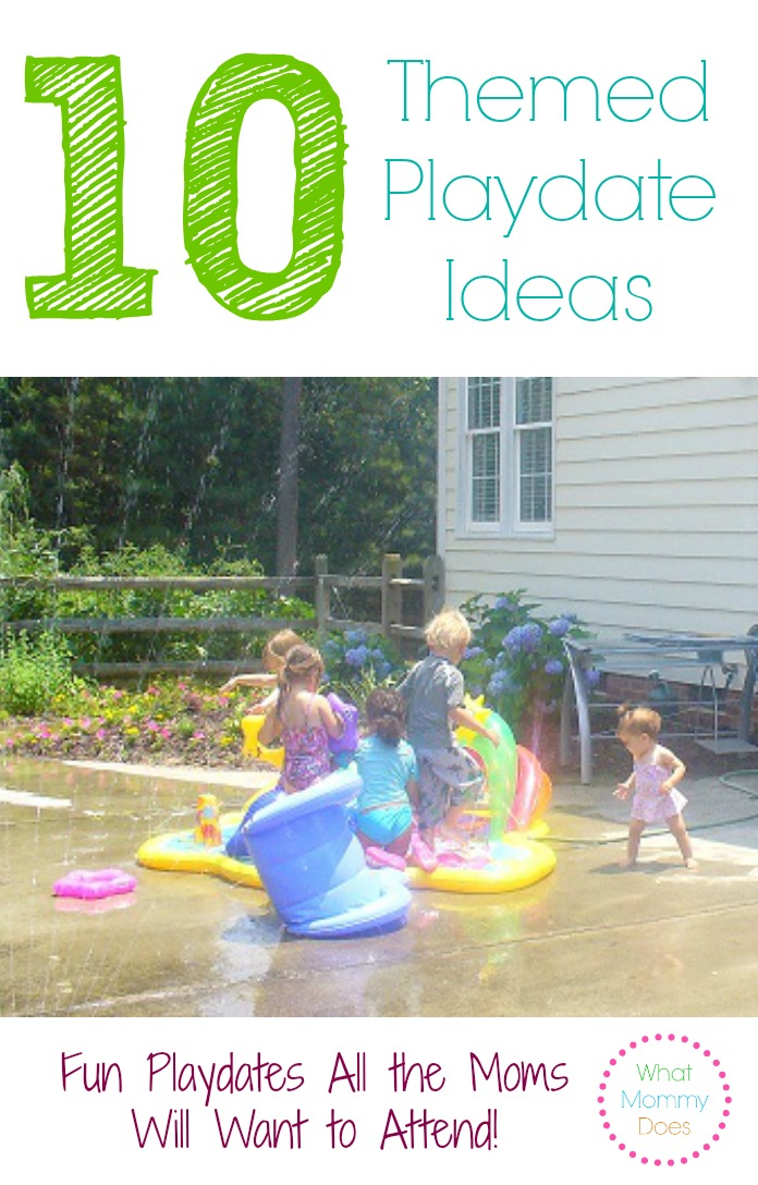 10 themed playdate ideas for toddlers preschoolers what mommy does