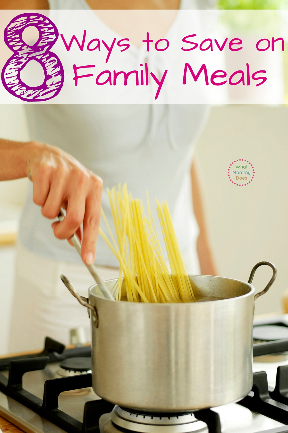 Ways to Save Money on Food - because meal planning isn't the only way to save on the family budget!
