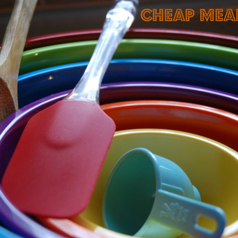 Cheap Meal Ideas for College Students