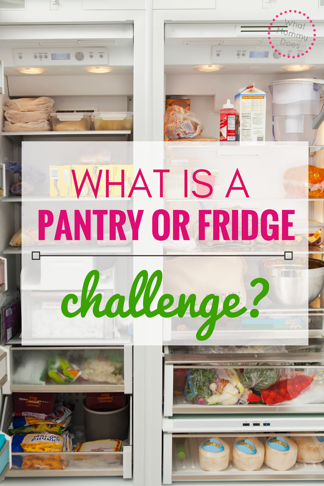 Take this no spend pantry challenge to save money on groceries and find new recipes for your family to enjoy!