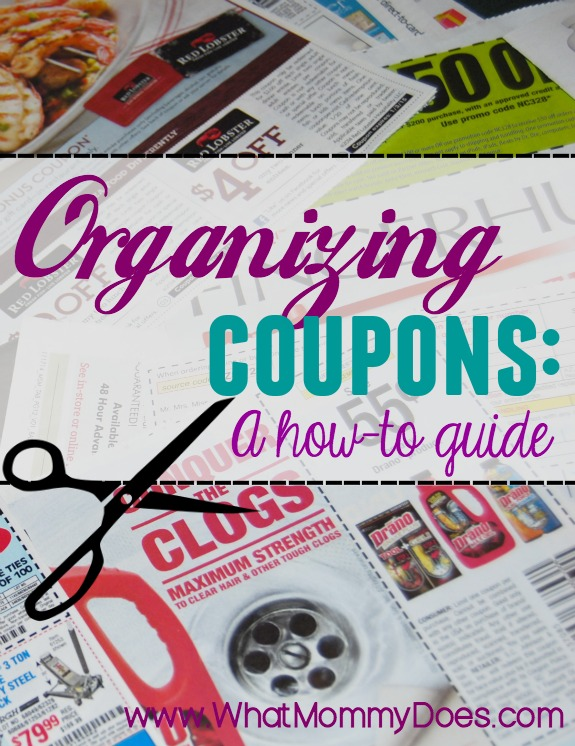 How to Organize Coupons2