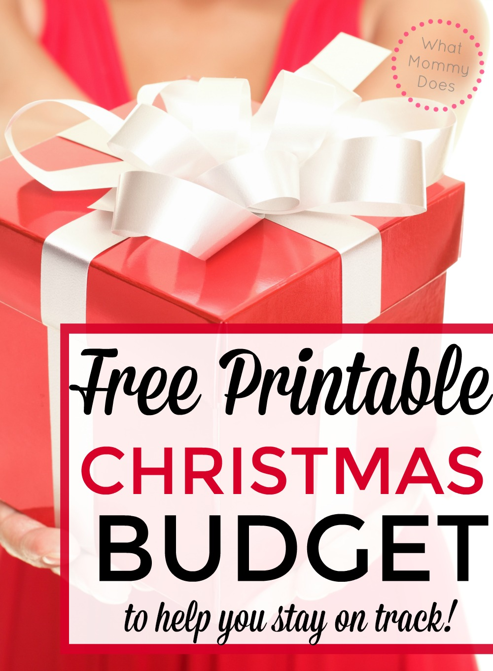 Last year I used a Christmas budget printable like this one to keep track of how much I was spending on Christmas gifts. This year I'm using this Excel spreadsheet to keep my list in check! It's so practical! All you have to do is list each kid or family member in the tracker + aim to keep on budget. I worked hard to build up Christmas savings! Now I need to keep on track. | savings plan, budgeting template, free worksheet