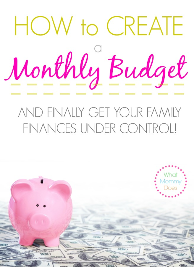 You can learn how to start a budget pretty quickly....even if you have no clue what to do! When I started budgeting after having my 1st baby, I had no practice with it. We kept overdrafting. It was SO bad. But luckily I learned what NOT to do and this is the story of that. :) Do not get overwhelmed. This step by step guide will answer all of your questions! | budgeting, new mom, family finances #budget #moneytips