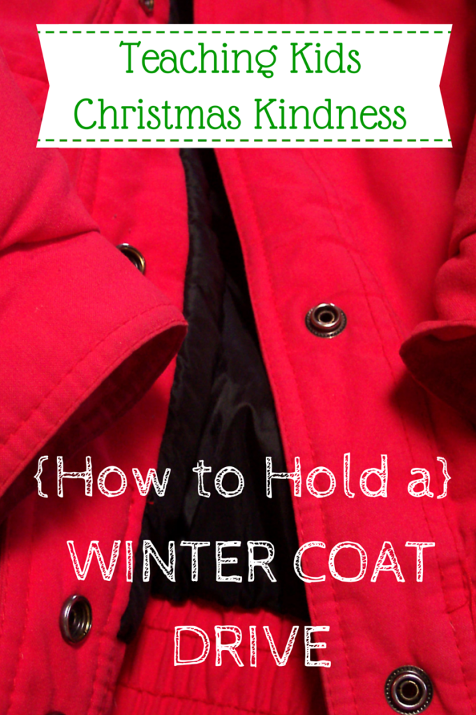 How to Hold a Winter Coat Drive for Christmas