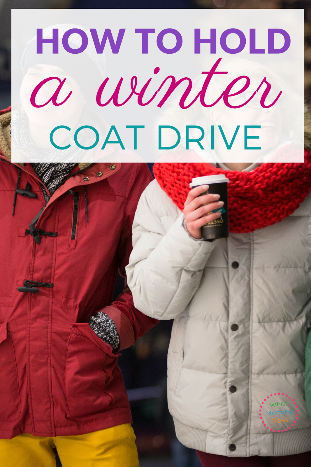 The Christmas kindness trend is lovely. Here's an idea that kids can help with….donate clothes & coats to local homeless shelters or battered women shelters. A coat drive is a tangible way to give back to others who need help & the need for a winter coat is a simple concept even little kids can understand.