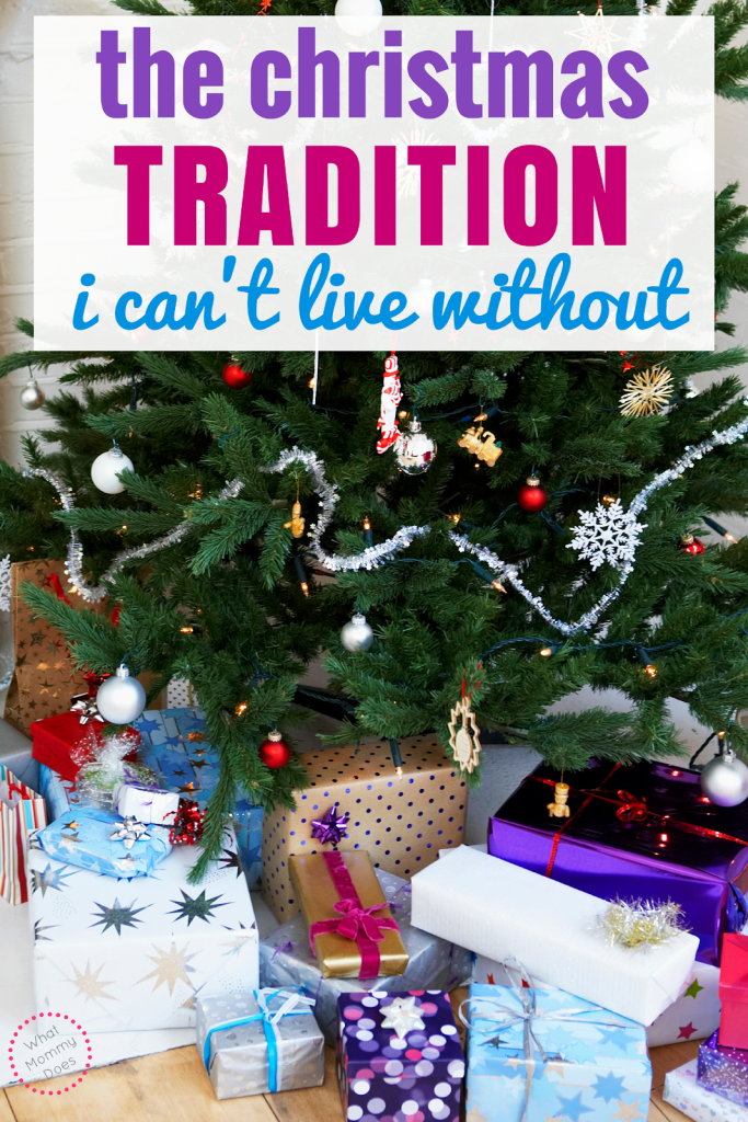 A Frugal Christmas Tradition I Cant Live Without
