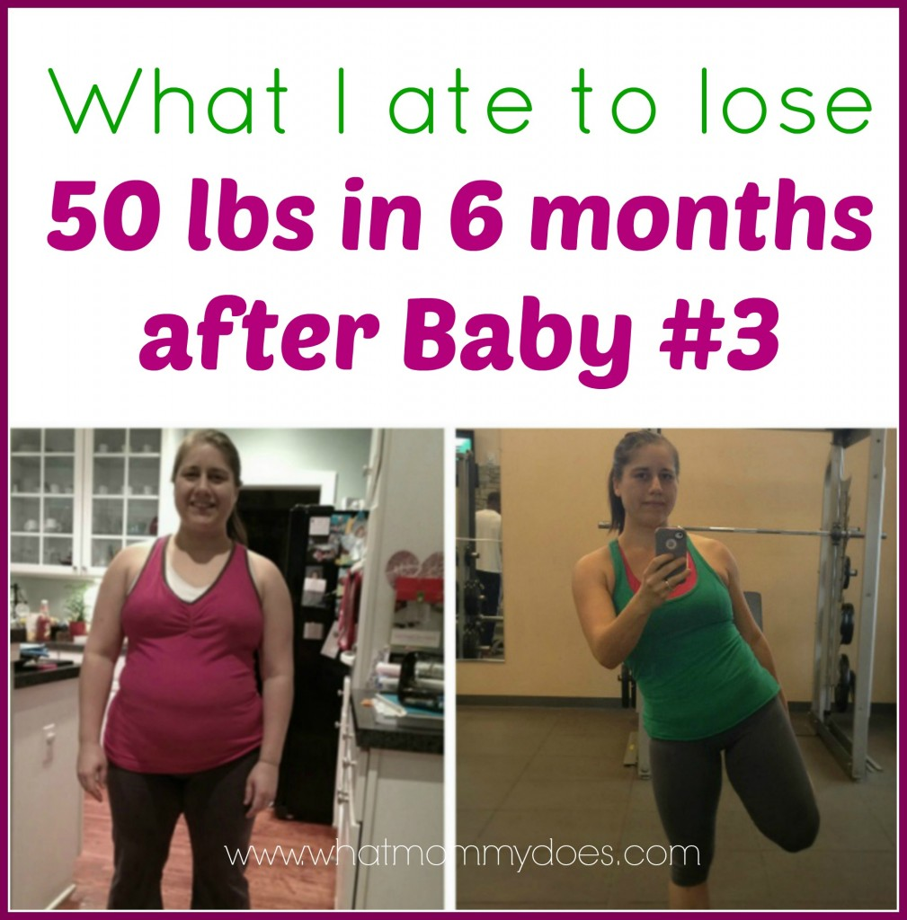 can lose baby weight 3 months