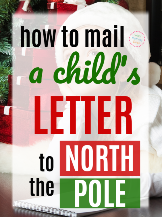 Do you need to know where to mail your kid's letter to Santa? This explains exactly how to make it go to the North Pole (the Post Office might actually respond AS SANTA, too!) :) Also if you want a printable copy to get you started, download the template at the bottom of the post srcset=