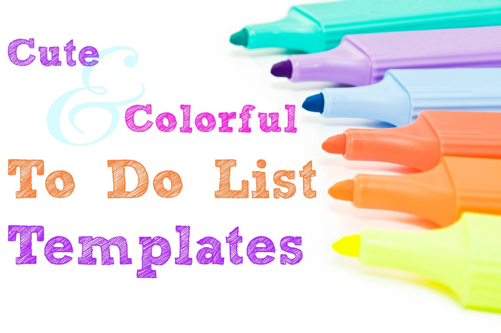 Free Printable Weekly To Do Listweekly To Do List Template. Free