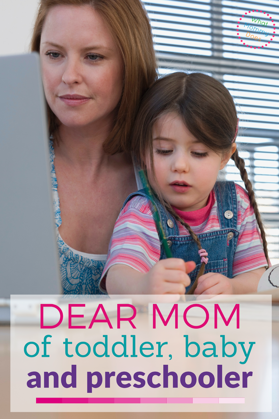 This Dear Mom Letter is as heartfelt as it is encouraging. Sometimes, strong mothers need the inspiration from others to continue doing what they do!