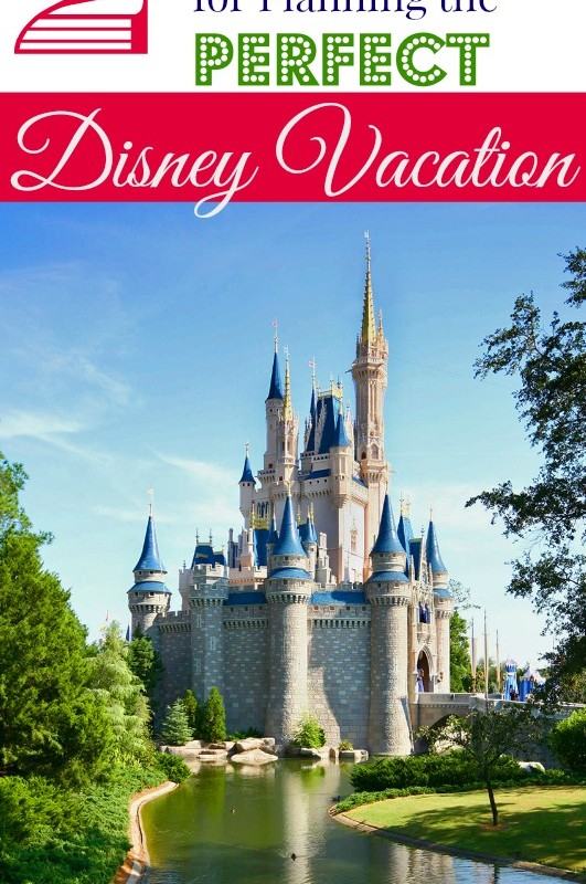 FREE Disney Customized Map & Vacation Planning Video