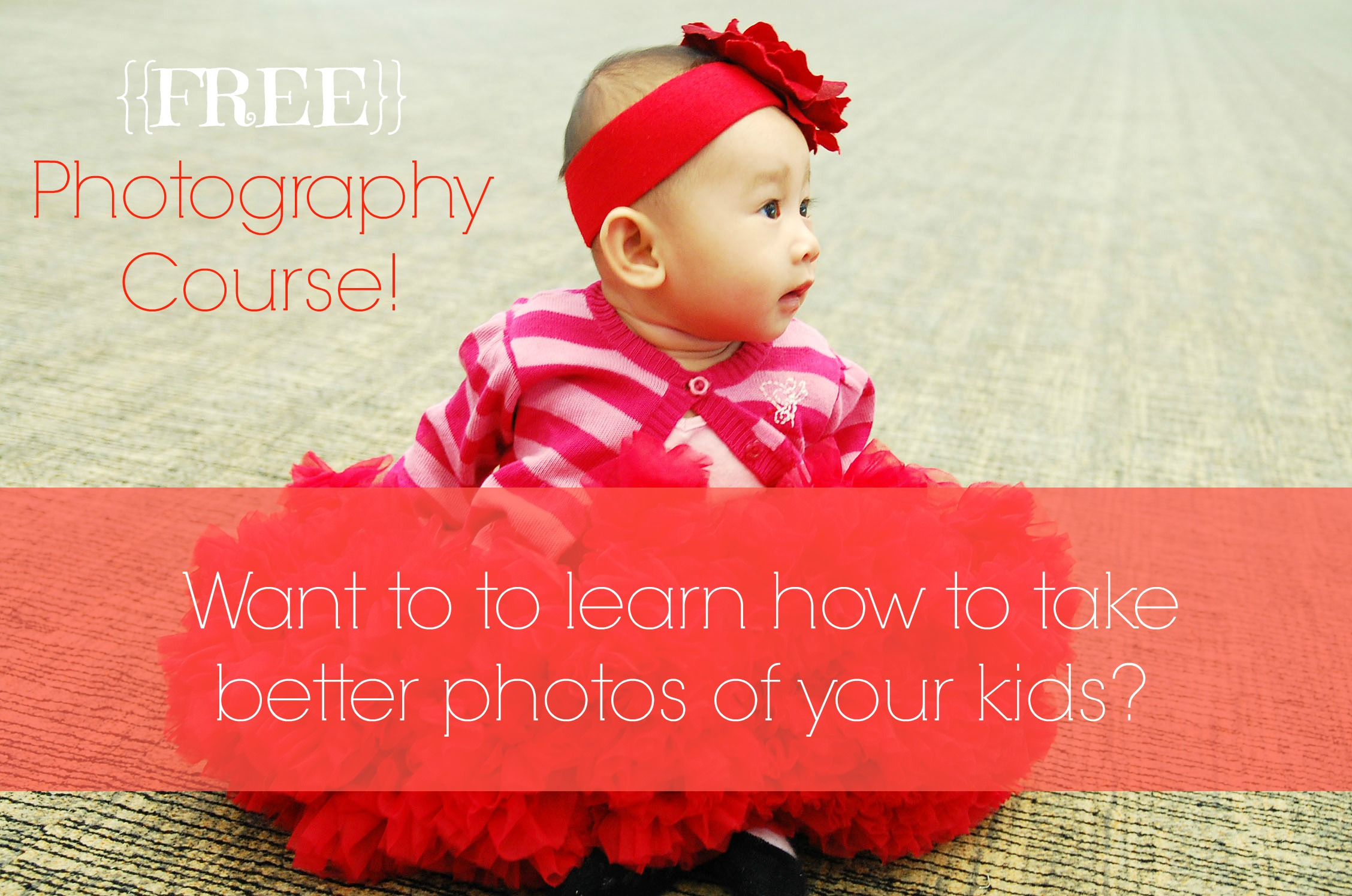 craftsy free photo class