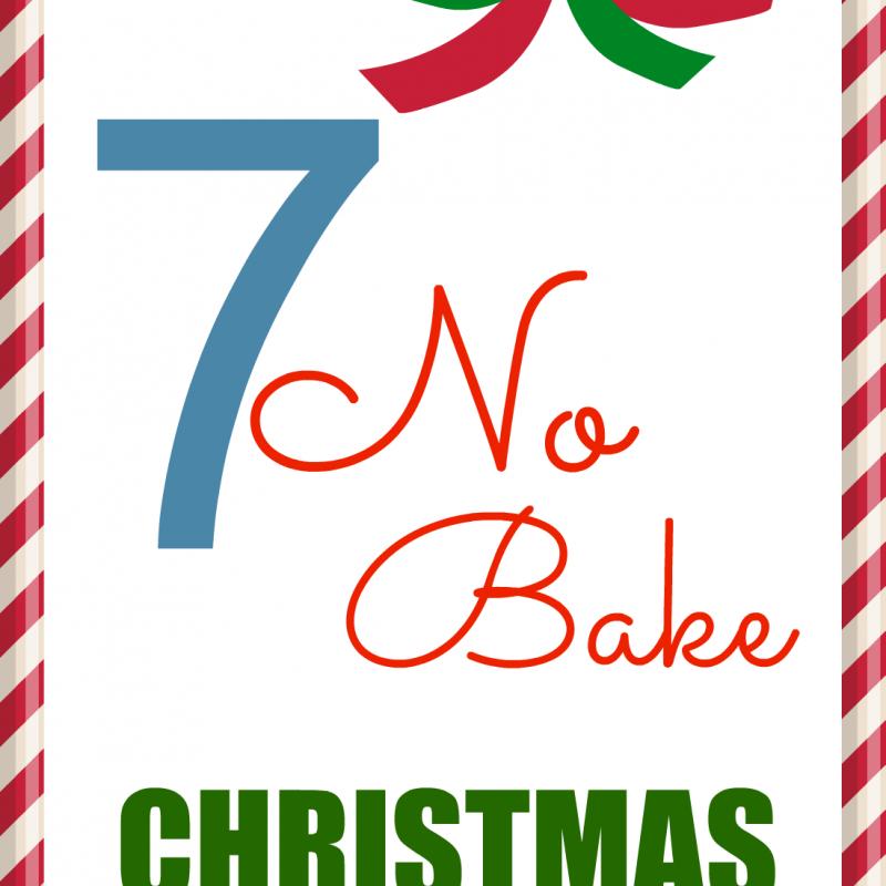 7 No Bake Christmas Cookies