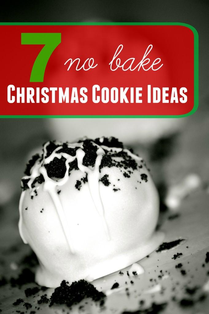 Easy no bake christmas recipes