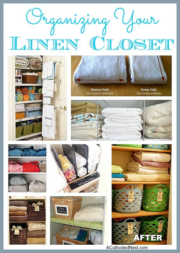 party 45 linen closet