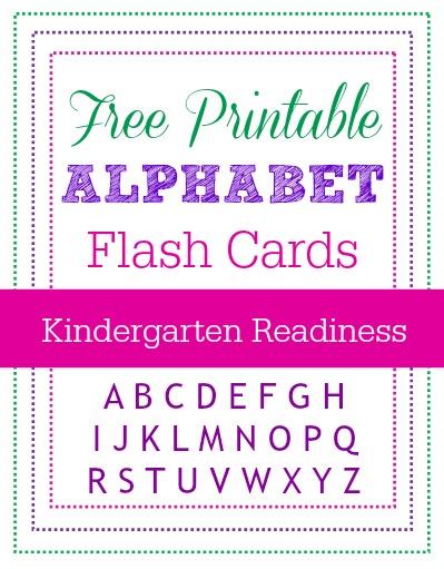 Free Alphabet Printables – Letters, Worksheets, Stencils & ABC ...
