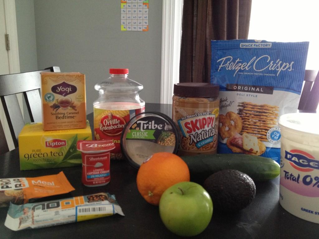 Diet Food Example