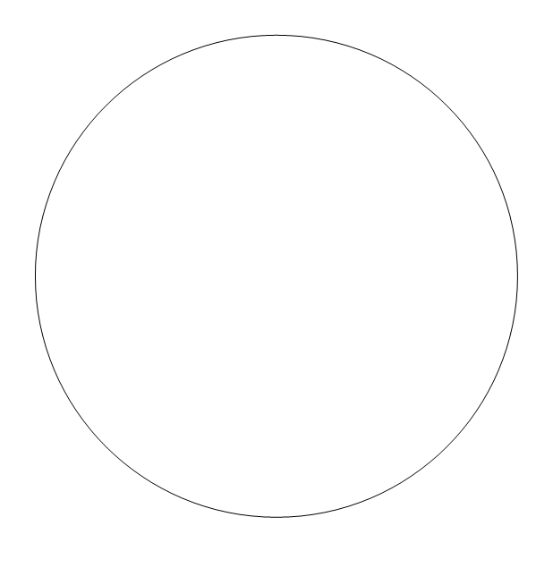 Free printable circle templates large and small stencils for 1 inch diameter circle template