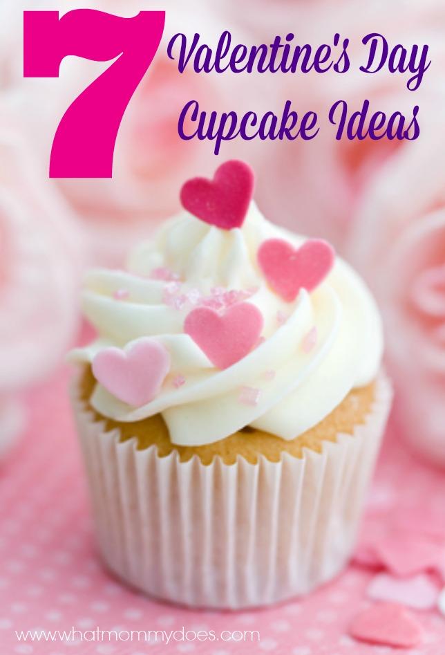Schön Valentineu0027s Day Cupcake Ideas