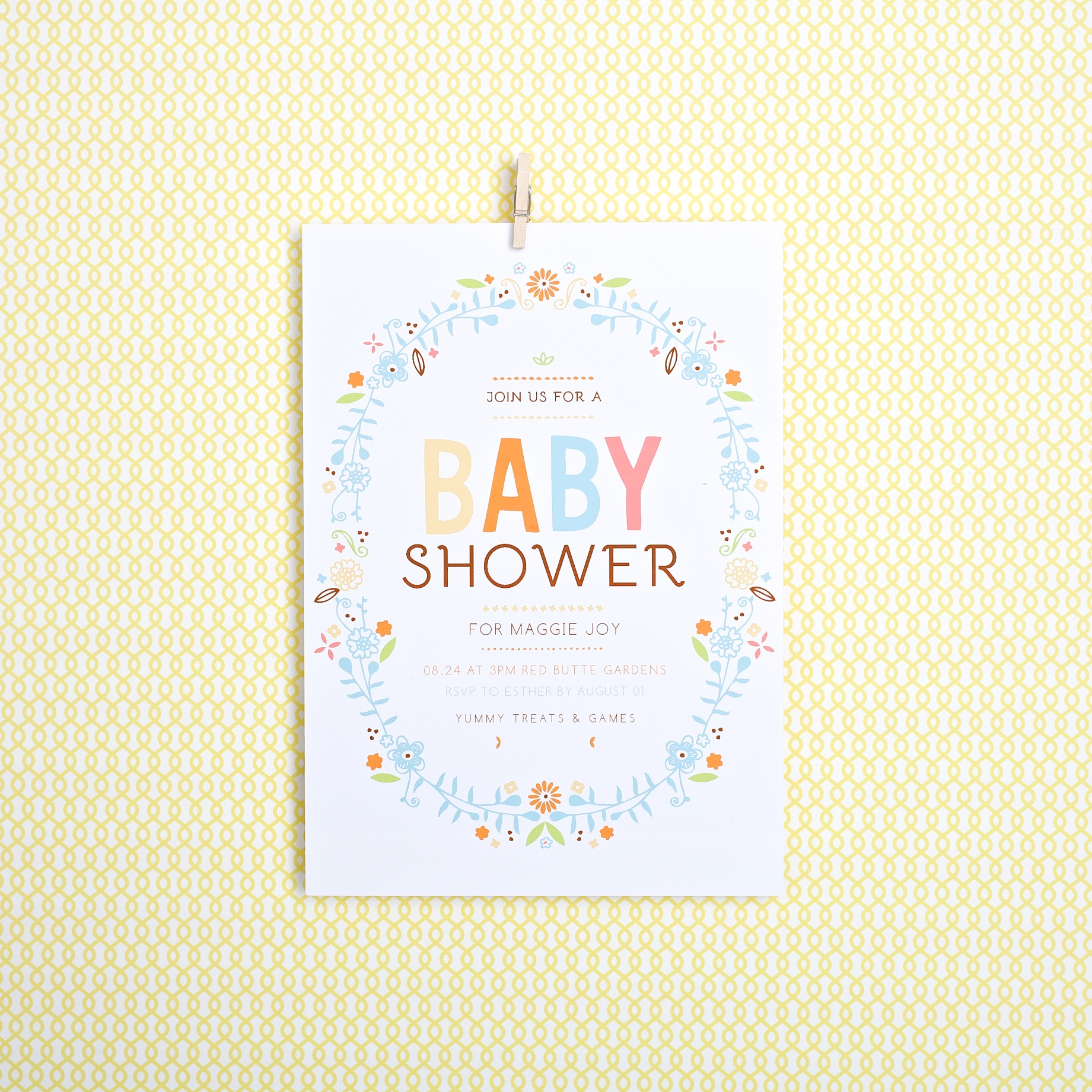 Cute Amp Modern Baby Announcements Amp Invitations