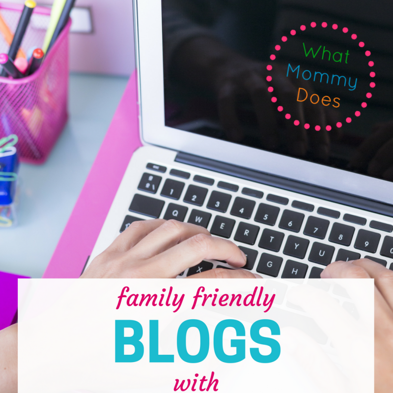 Family Friendly Blogs with Facebook Share Days