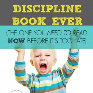 Best Parenting Book About Discipline