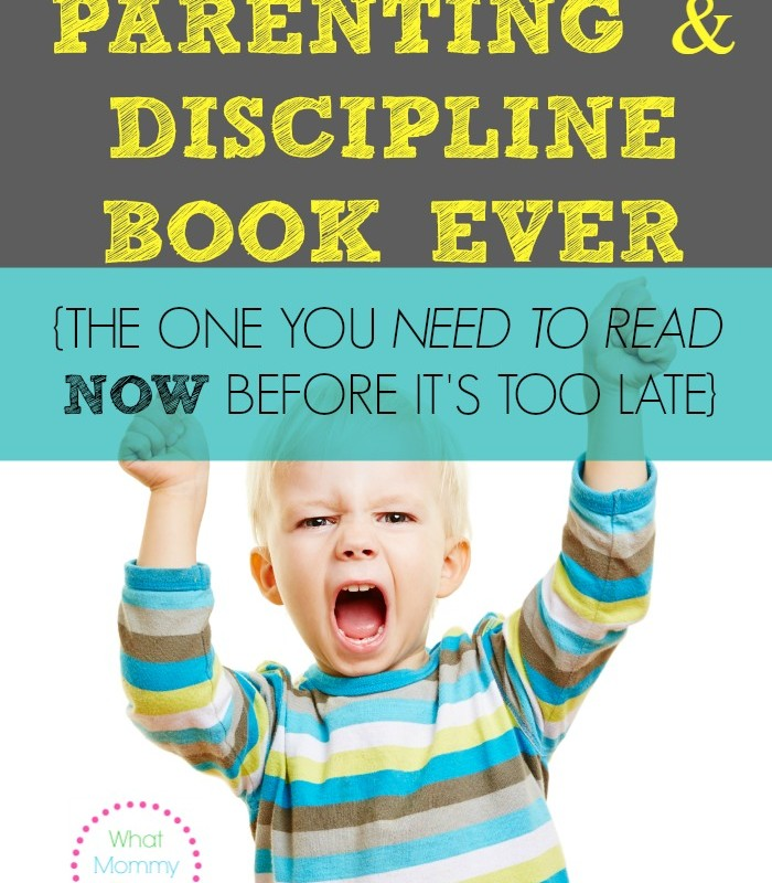 Best Parenting Book About Discipline