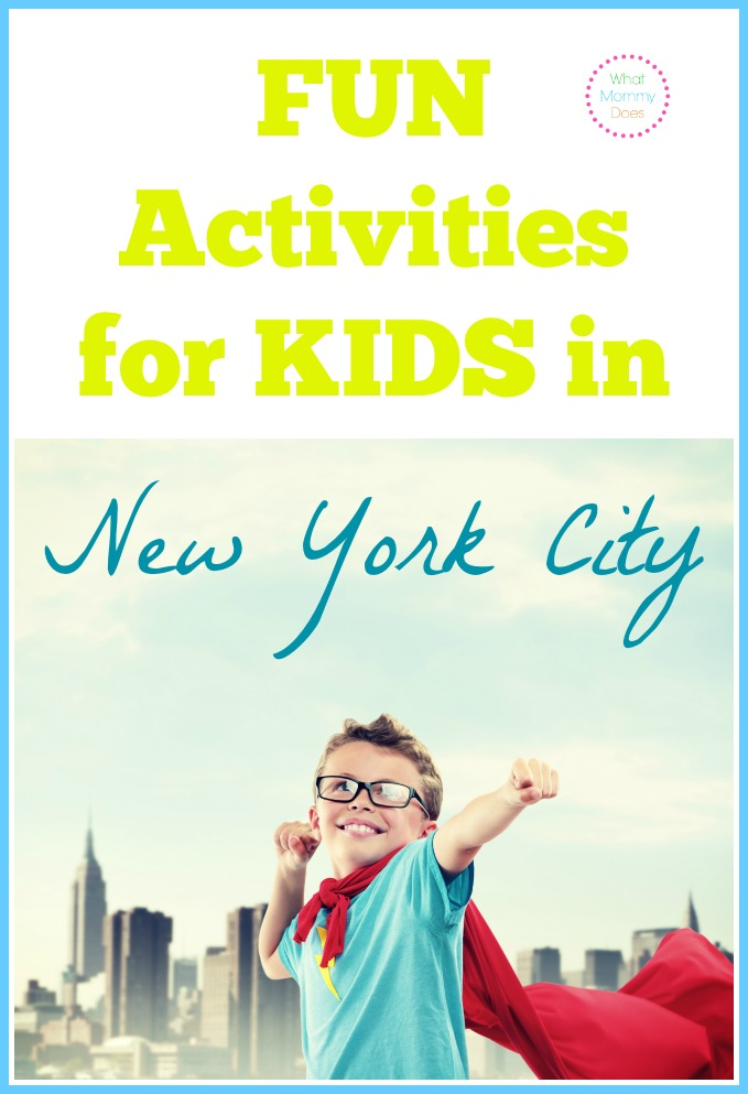 over 300 fun activities for kids in NYC Vimbly