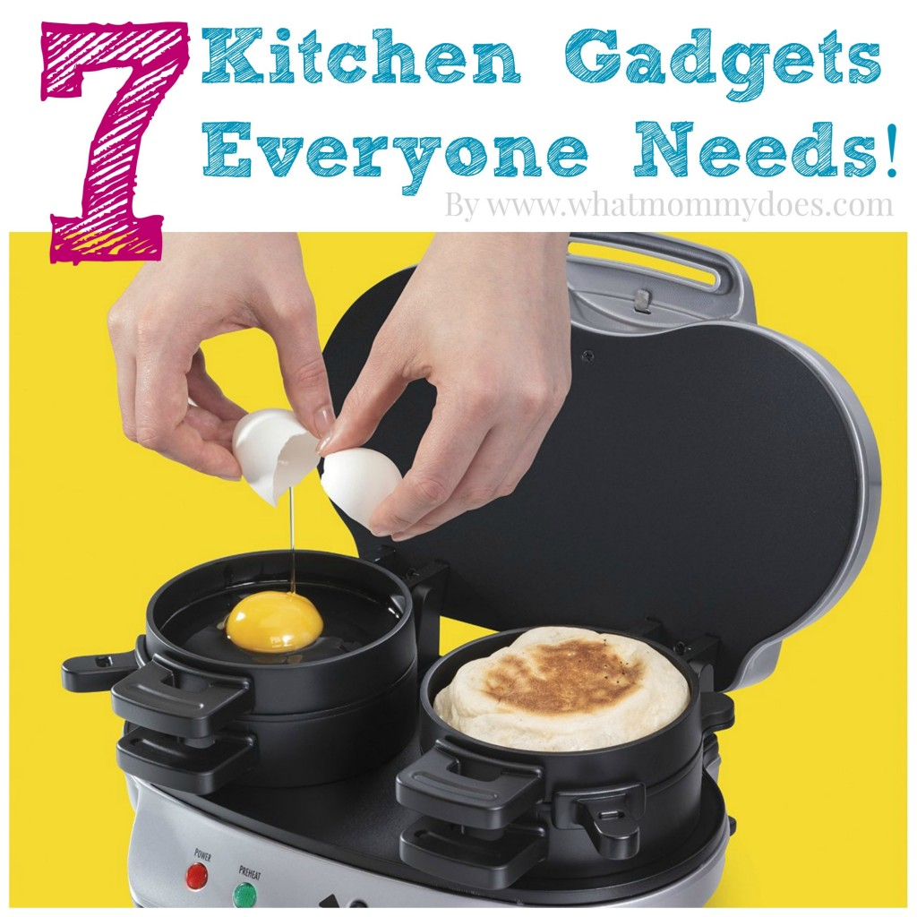 7 Kitchen Gadget Everyone Needs
