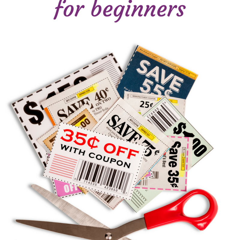 Coupon Tips for Beginners