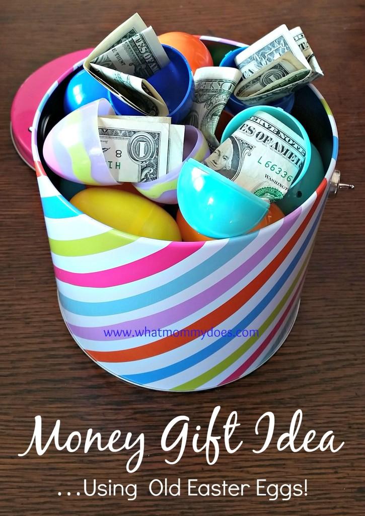 Easter Basket Money