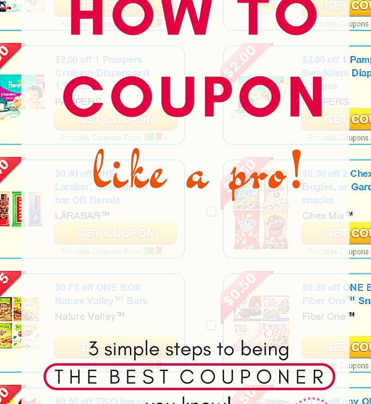 How to Triple Stack Coupons & Apps for Maximum Grocery Savings