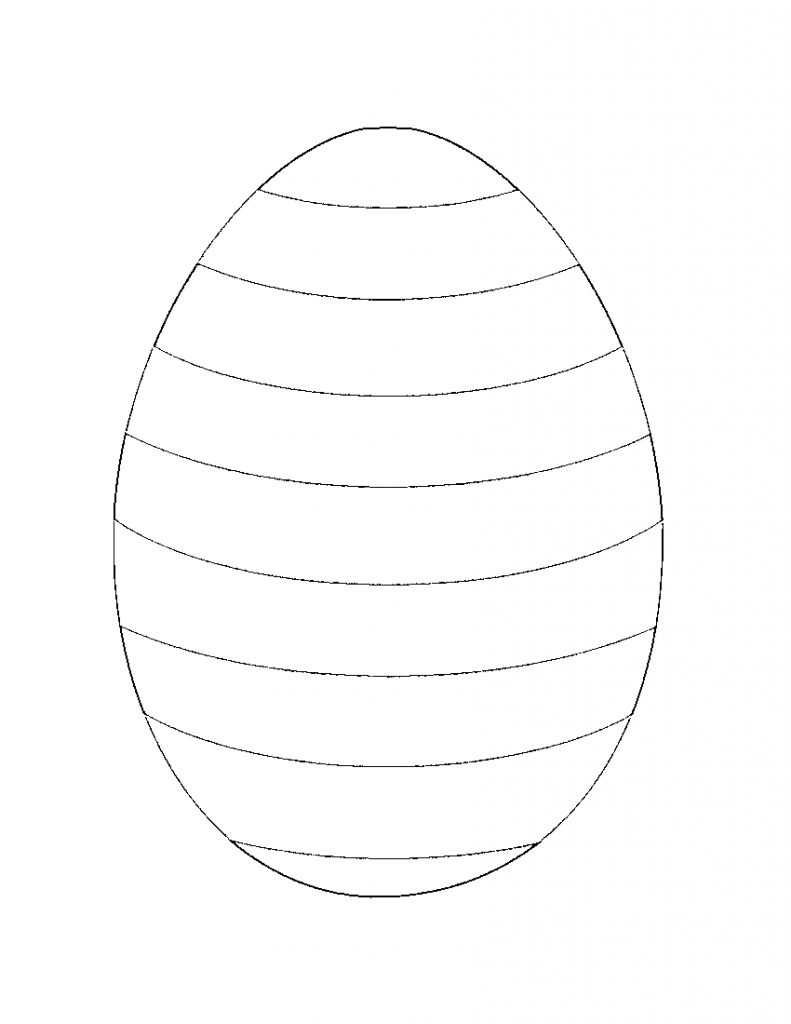 eggs to coloring pages - free printable easter coloring pages for kids