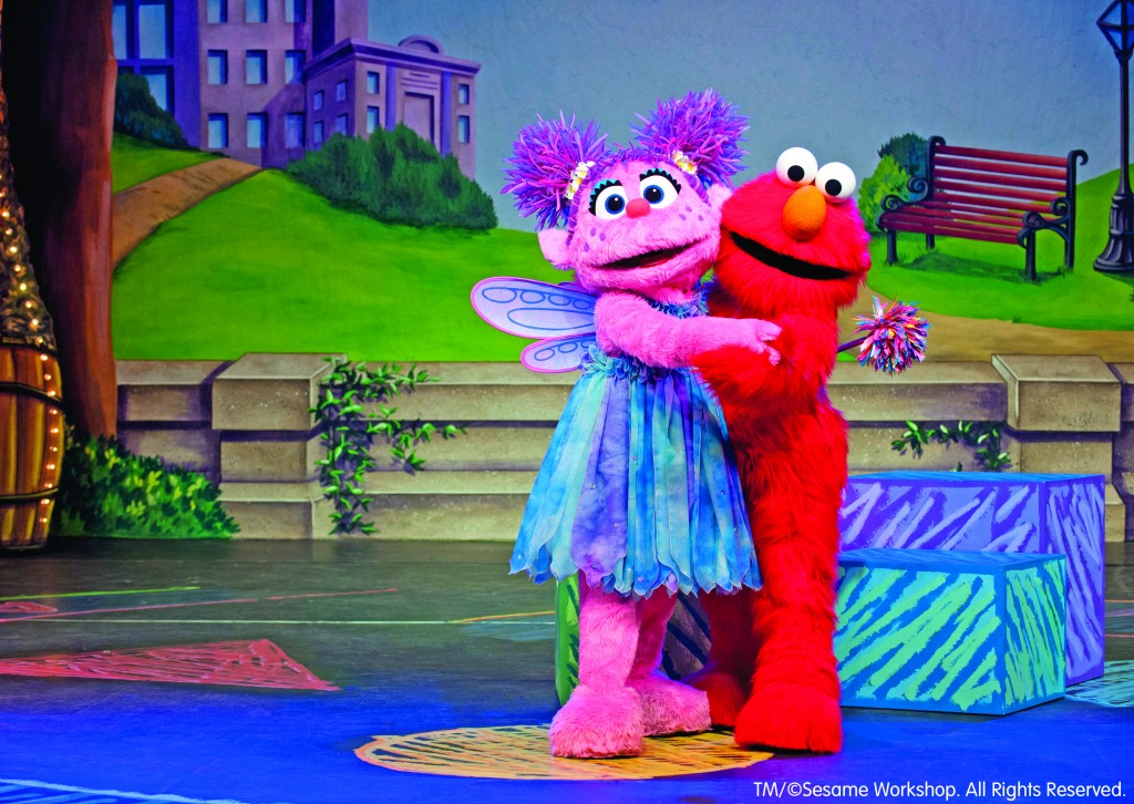 Ticketmaster coupon code sesame street live