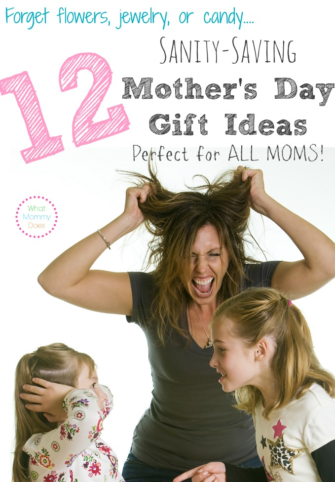 12 Sanity Saving Mother S Day Gift Ideas Perfect For All Moms