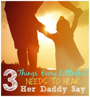 3 things daddy sidebar