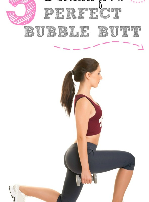 5 Exercises for a Perfect Bubble Butt