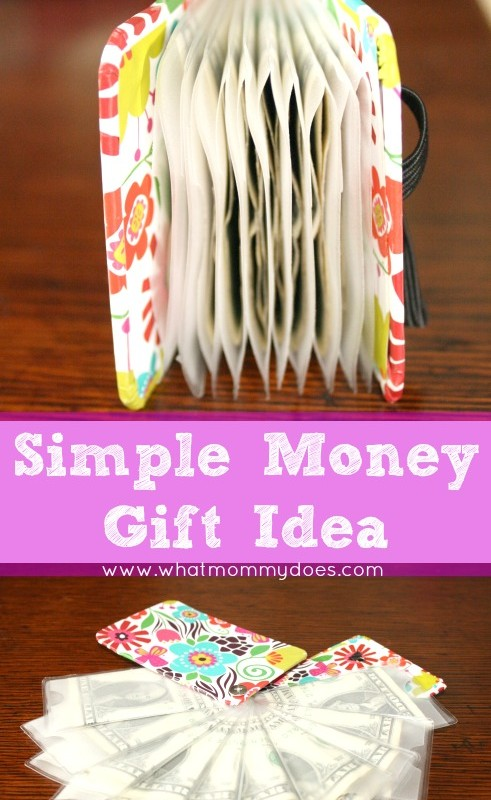 Cute & Creative Money Gift Idea - a Unique Way to Give Money as a Gift for Christmas, Birthdays, or Graduation...Hidden in a Clever Package