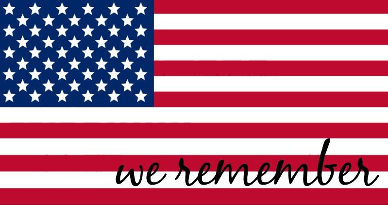 we remember Memorial Day image