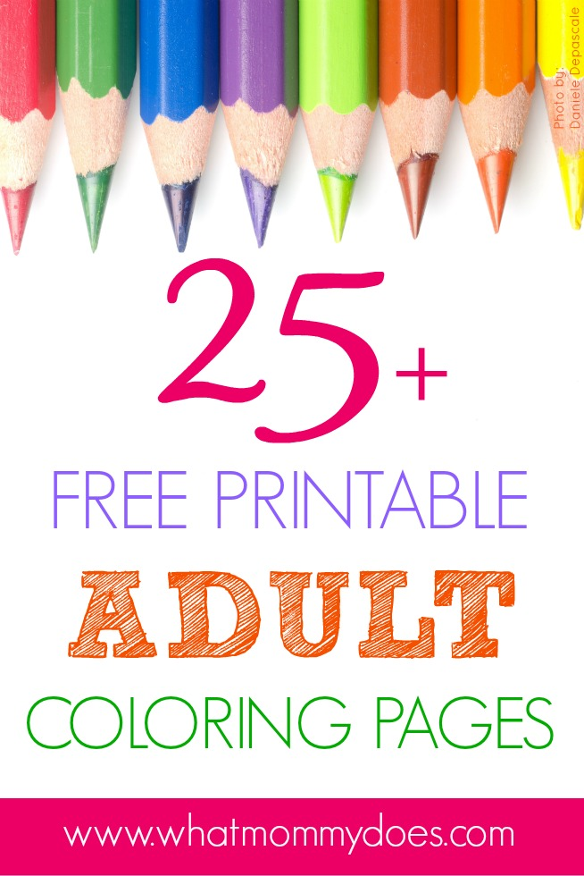 Coloring Pages Are For Grown Ups Now These Adult Page Printables Difficult Due