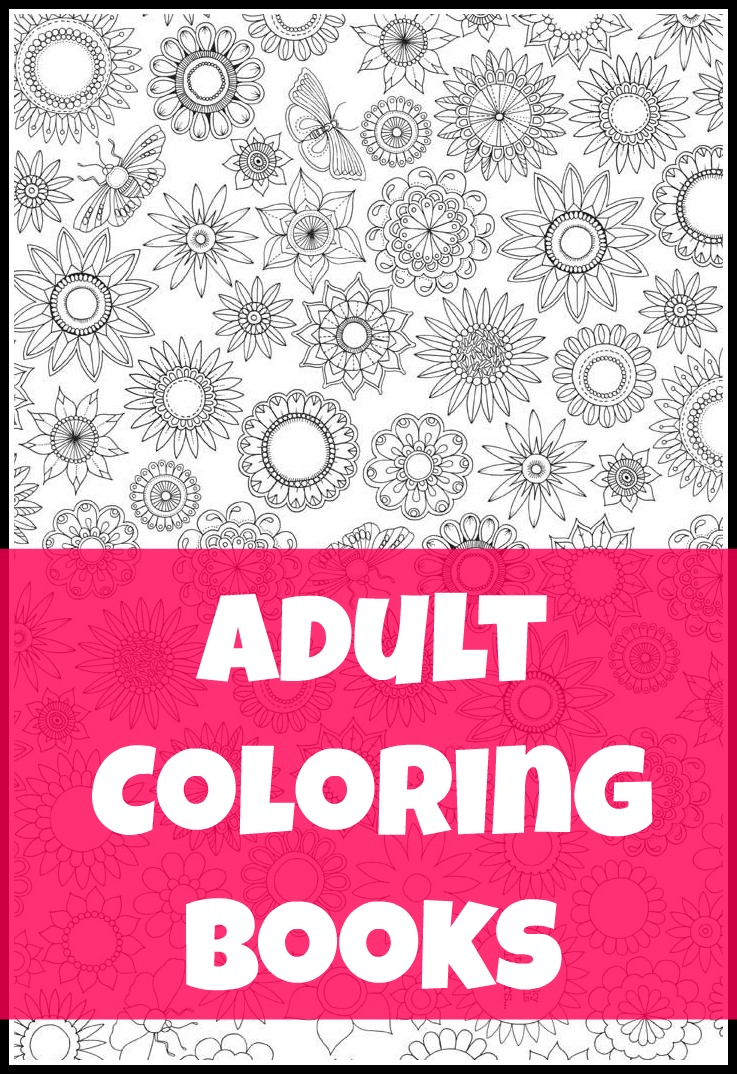 18 Adult Coloring Books - Grown up coloring pages are sooo much fun! These grown up coloring pages make great gifts. Complex mandalas, difficult owls, detailed forest scenes and more