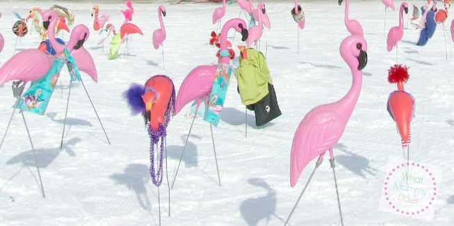 Flamingo Yards for extra money on the side
