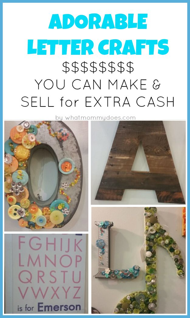 50 crafts you can make and sell what mommy does for Easy crafts to make and sell for profit