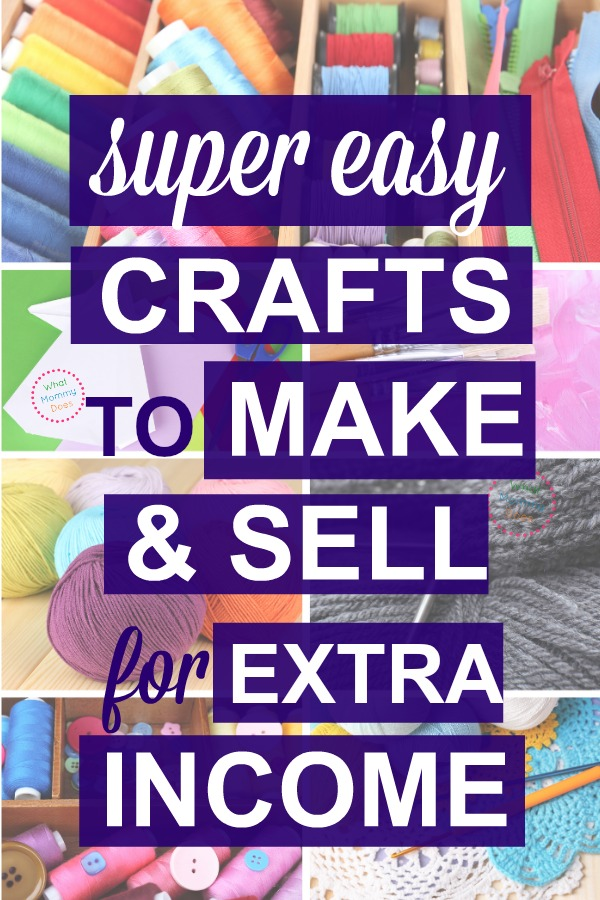 50+ Crafts You Can Make And Sell {Updated For 2019