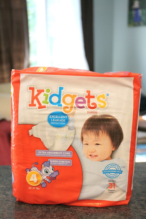 Family Dollar Value Diaper Kidgets What Mommy Does