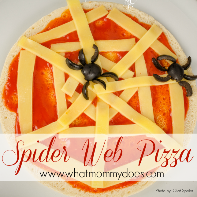 Spider Web Pizza Facebook