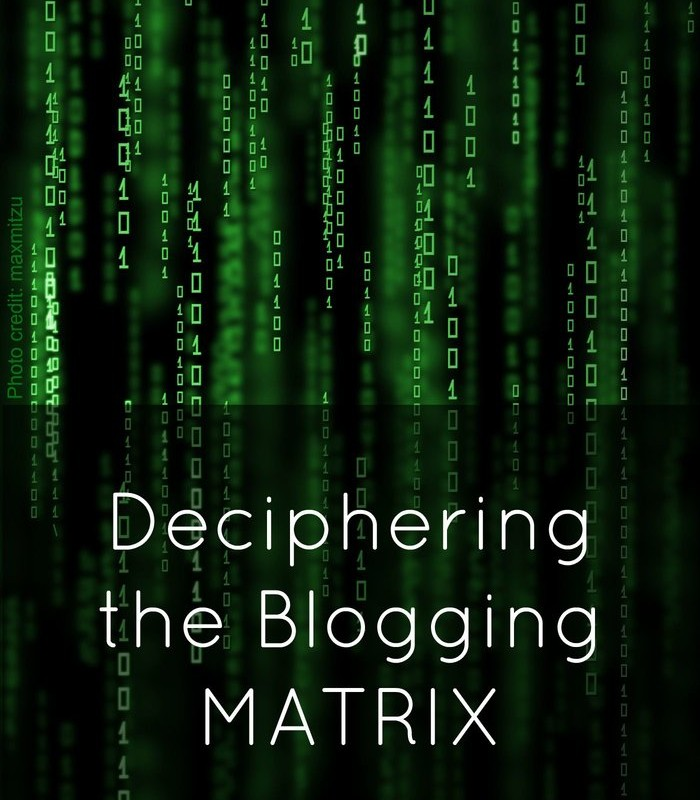 The Blogging Matrix