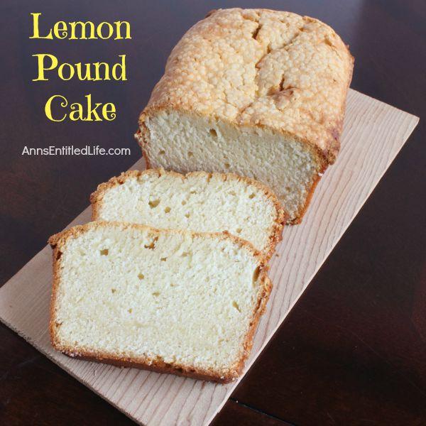 lemon-pound-cake-square - Anns Entitled Life