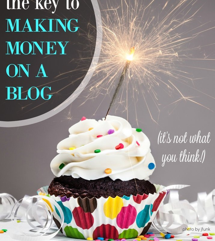The Key to Making Money Blogging – My Best Advice on Audio!