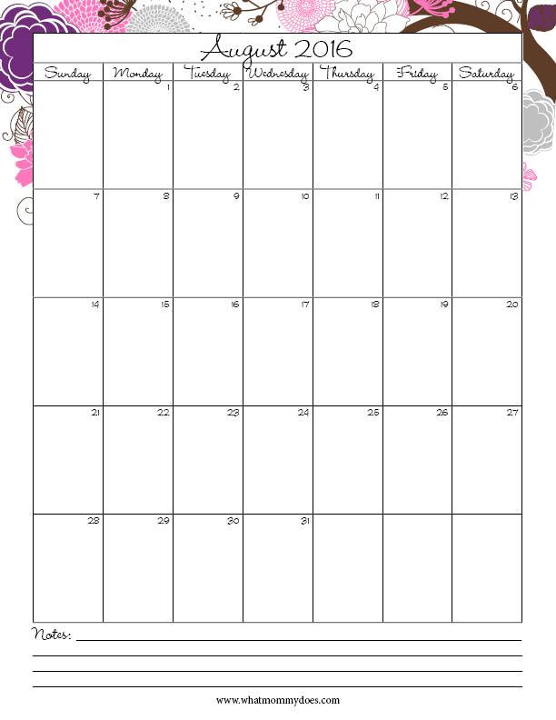 flower calendar8